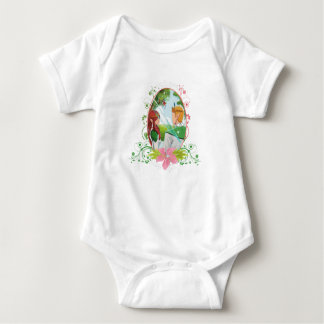 King and Queen Baby Jersey Bodysuit