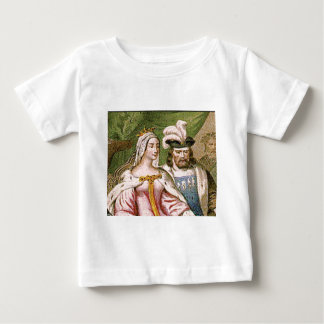 king and queen couple baby T-Shirt