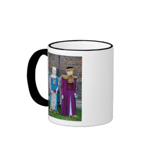 King and queen mug