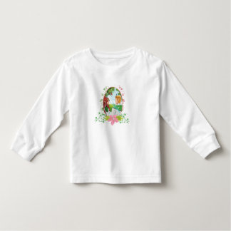 King and Queen Toddler Long Sleeve T-Shirt