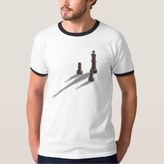 King and two Pawns T-Shirt
