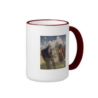 King Arthur & Castle Mug