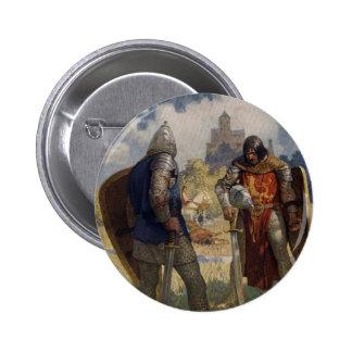 King Arthur Castle Pins