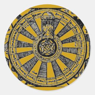King Arthur s Round Table Sticker