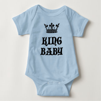 King Baby Baby Bodysuit