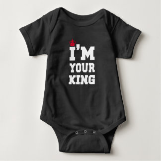 King Baby Bodysuit