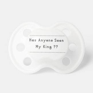 King Baby Pacifiers