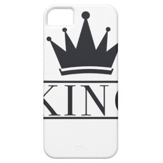 King Barely There iPhone 5 Case