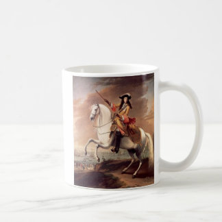 King Billy, William III of England, Also known ... Coffee Mug