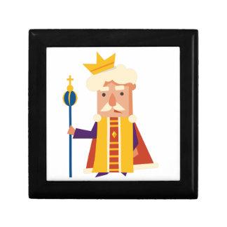 King Cartoon character Gift Box