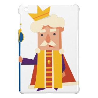 King Cartoon character iPad Mini Case