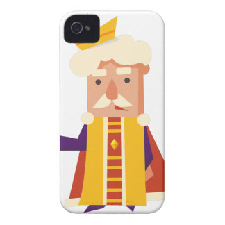 King Cartoon character iPhone 4 Case-Mate Cases