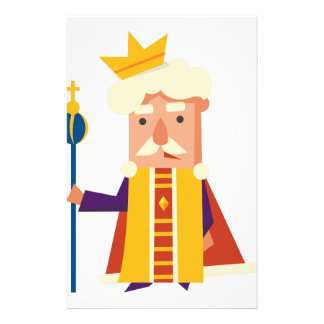 King Cartoon character Stationery