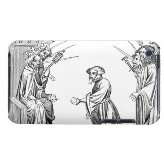 King Charlemagne (742-814) receiving the Oath of F Barely There iPod Case
