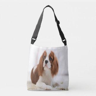 King Charles Cavalier Spaniel Crossbody Bag