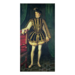King Charles IX of France , c.1565 Poster