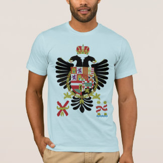 King Charles of Spain Crest T-Shirt