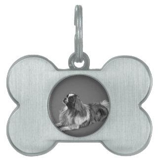 King Charles Spaniel Pet ID Tag