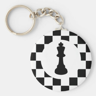 King Chess Piece - Keychain - Chess Party Favors