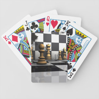 King Chess Play Bicycle Playing Cards