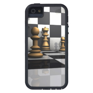 King Chess Play Cover For iPhone 5