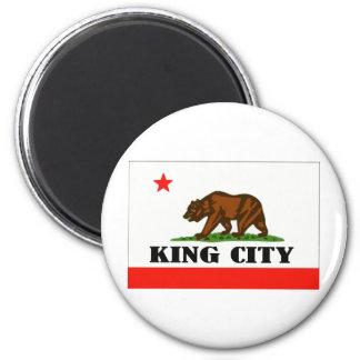 King City,California -- Products. Fridge Magnet