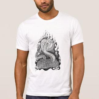 King Cobra On Fire Tshirt