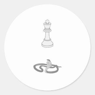 King Cobra Sticker