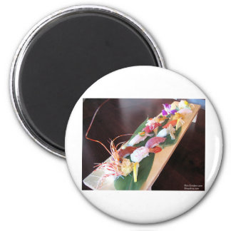 King Crab/Tuna Sushi Womens Gifts & Cards Refrigerator Magnet