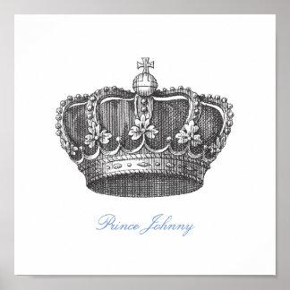 King Crown Poster