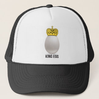 king egg trucker hat