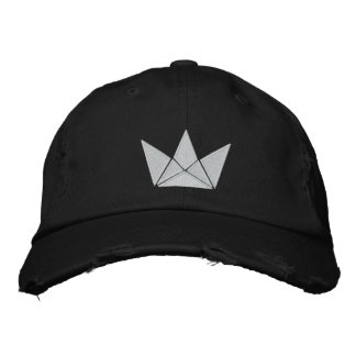 KIng Game DEsign Embroidered Hats