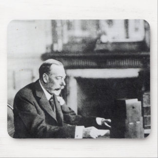 King George V Mouse Pad