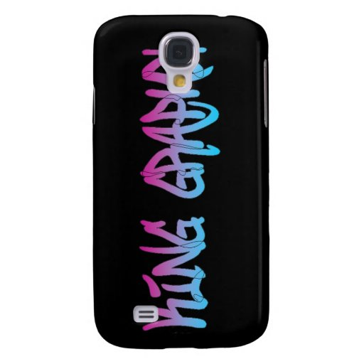 King Graphx iPhone 3 Case