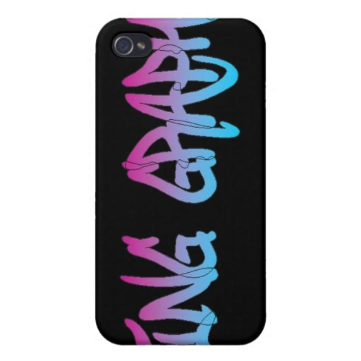King Graphx iPhone 4 Case