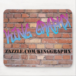 King Graphx Mouse Pad