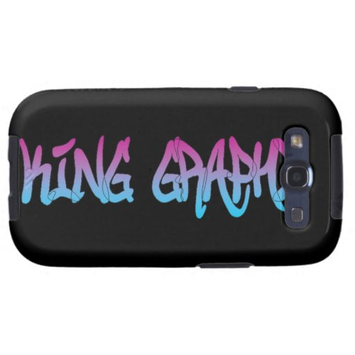 King Graphx Samsung Galaxy S Case Samsung Galaxy SIII Cases