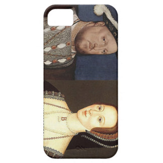 King Henry VIII and Anne Boleyn iPhone 5 Case