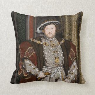 King Henry VIII Cushion
