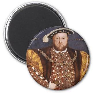 King Henry VIII Magnet