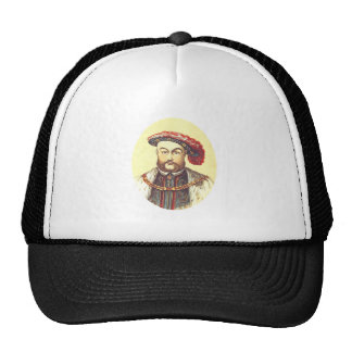 King Henry VIII, the Eight, 8th Cap