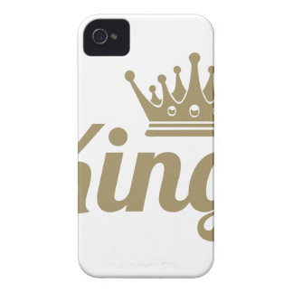King iPhone 4 Case-Mate Case