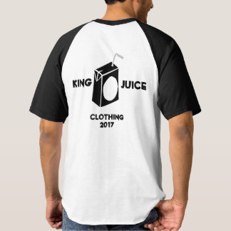 King Juice Clothing Mens Baseball T-shirt