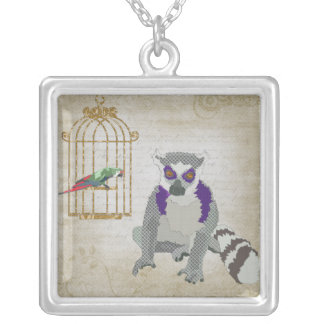 King Julian & Molly Vintage Necklace