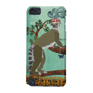 King Julian Out on a Limb Boho iPod Case iPod Touch 5G Covers