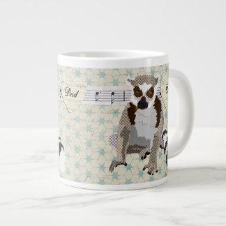 King Julian Vintage Dad Mug Jumbo Mug