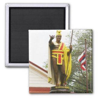 King Kamehameha Statue - Magnet