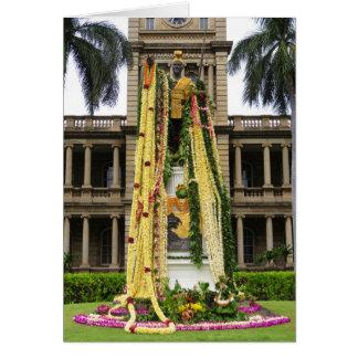 King Kamehameha the Great Card