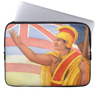 King Kamehameha the Great Laptop Sleeve