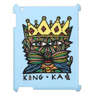"""King Kat"" 631 Art iPad Case"